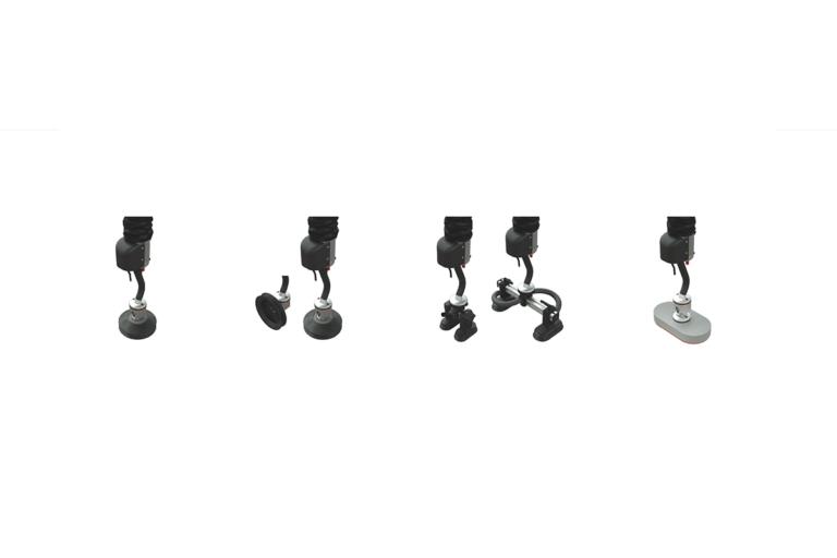 Sugkoppar och sugfötter till vakuumlyft Movomech Easyhand Pro Rapid