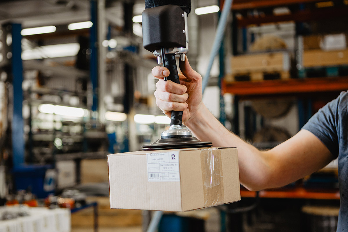 Easyhand Pro Rapid vakuumlyftare - Movomech - vacuum lifter - tube lifter - vakuumlyft