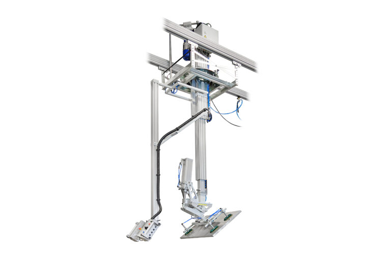 Lyfthjälpmedel för ergonomisk skivhantering - lyfthjälp - lyftdon - lyftredskap - Mechlift Pro Movomech