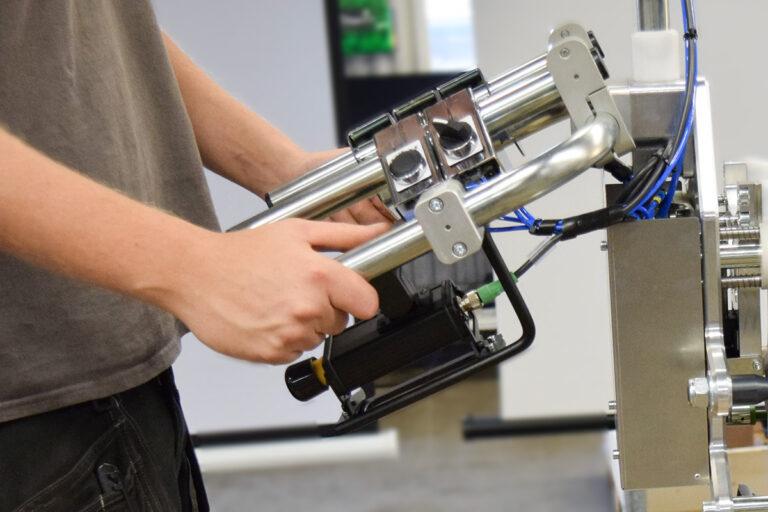 Mechchain Pro handle handtag telferhandtag joystick frekvensstyrd