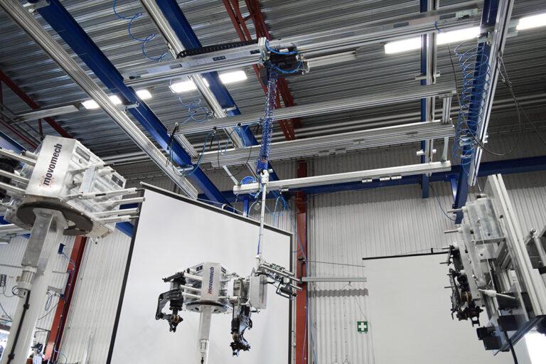 Mechchain Pro chain hoist Movomech telfer kättingtelfer från Movomech
