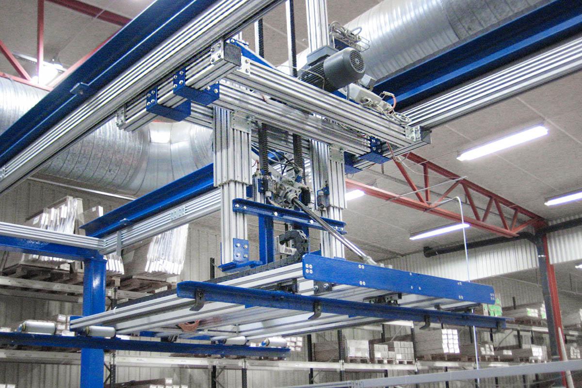 Remdrivna linjärenheter från Movomech, för automatiserade utrustningar