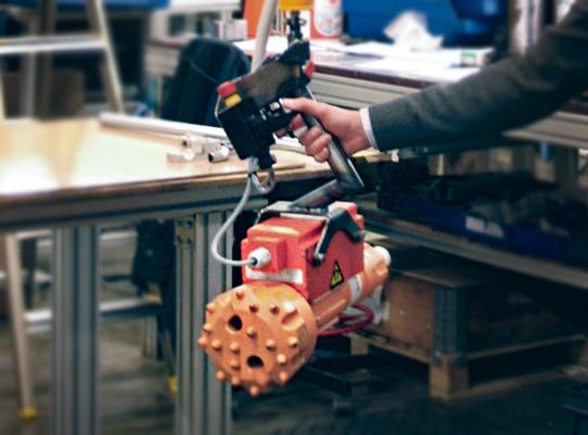 Magnetlyftverktyg för lyft av mekaniska komponenter i industri