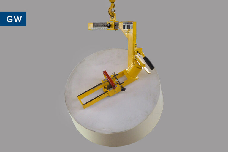 Mechanical grippers for roll handling - rollift - Movomech