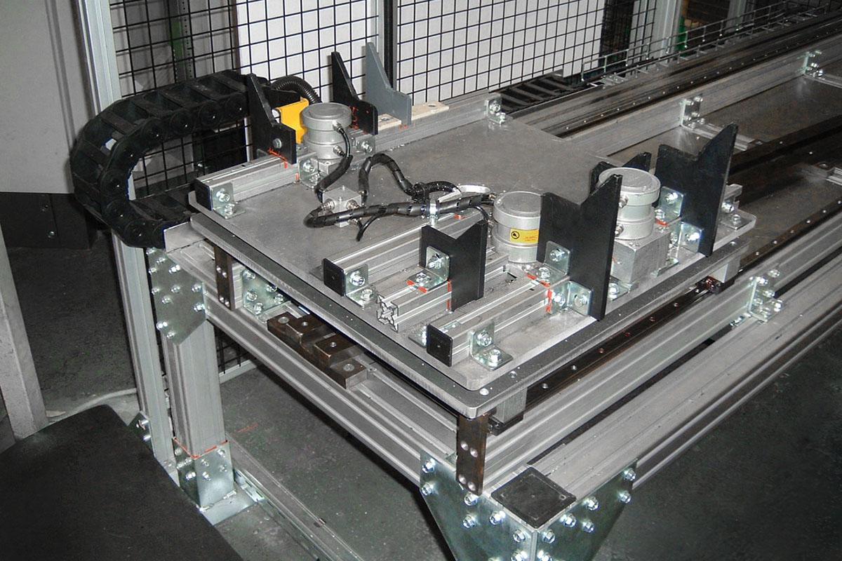 Movomech bygger specialfixturer och monteringsbord