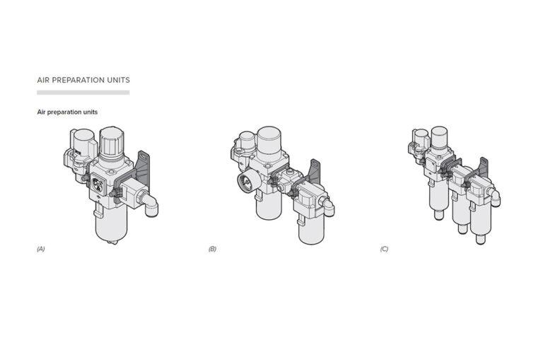 Traverssystem aluminium - lättraverssystem - skensystem - tillbehör Mechrail - Movomech