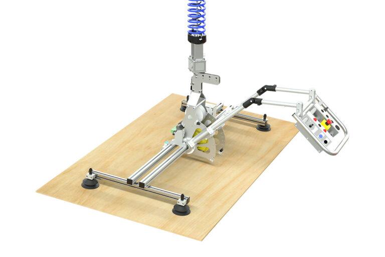 Skivlyftverktyg - skivlyft - skivhantering Movomech